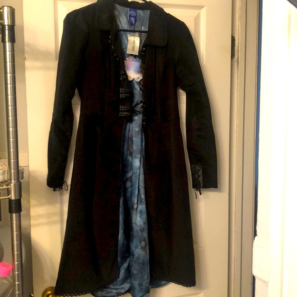 COPY - Hot topic cinderella steampunk/hipster coat